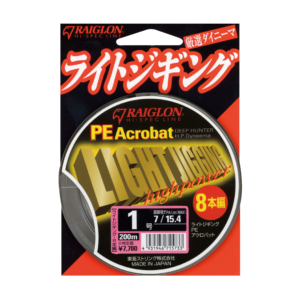 <span>ライトジギング PE ACROBAT<br>【PE】</span>