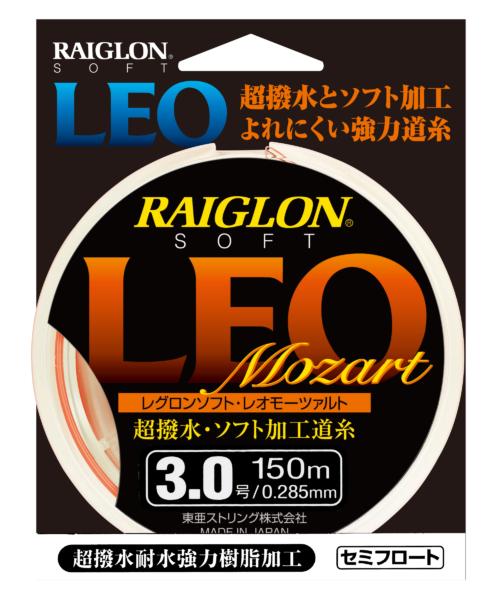 <span>レグロンソフト・レオ・モーツァルト<br>【ナイロン / 平行巻】</span>