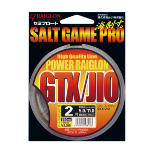 <span>パワーレグロン GTX-JIO<br>【ナイロン / 平行巻】</span>
