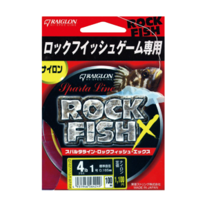 <span>ロックフィッシュ・X<br>【ナイロン】</span>