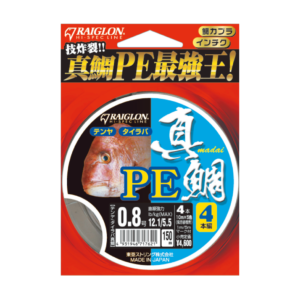 <span>レグロンPE テンヤ / タイラバ 真鯛<br>【PE】</span>