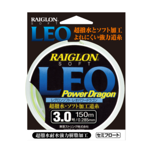 <span>レグロンソフト・レオ・パワードラゴン<br>【ナイロン / 平行巻】</span>