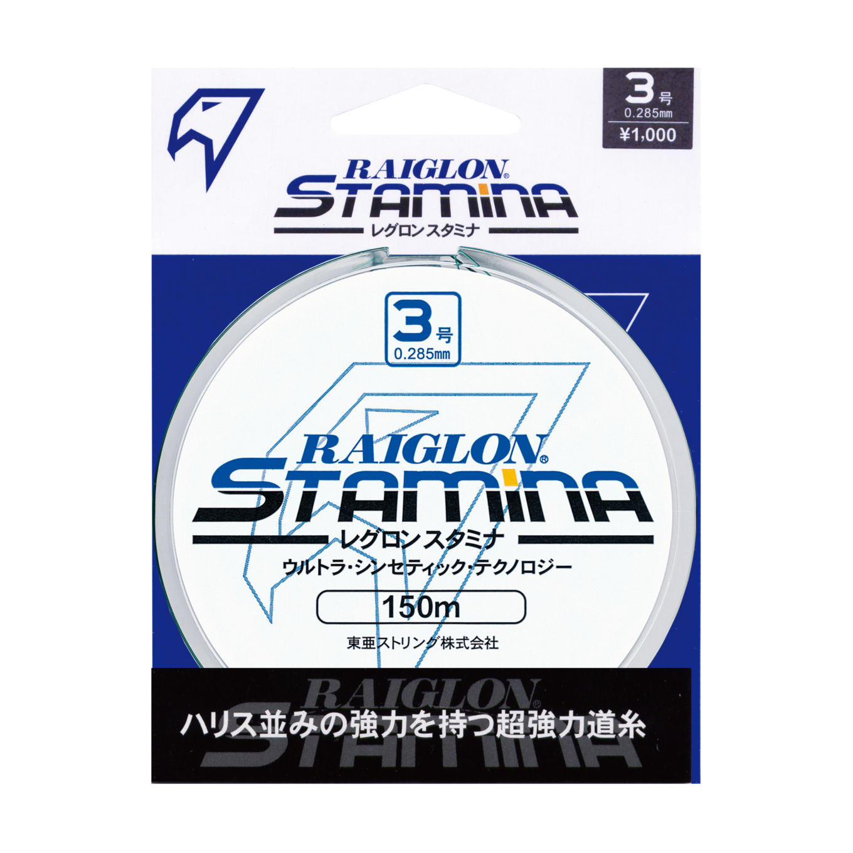 <span>レグロンスタミナ<br>【ナイロン / 平行巻】</span>