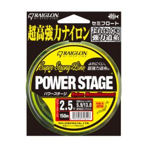 <span>パワーステージ<br>【ナイロン / 平行巻】</span>